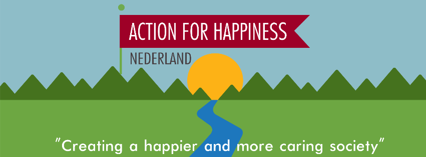 Action for Happiness ook in Nederland